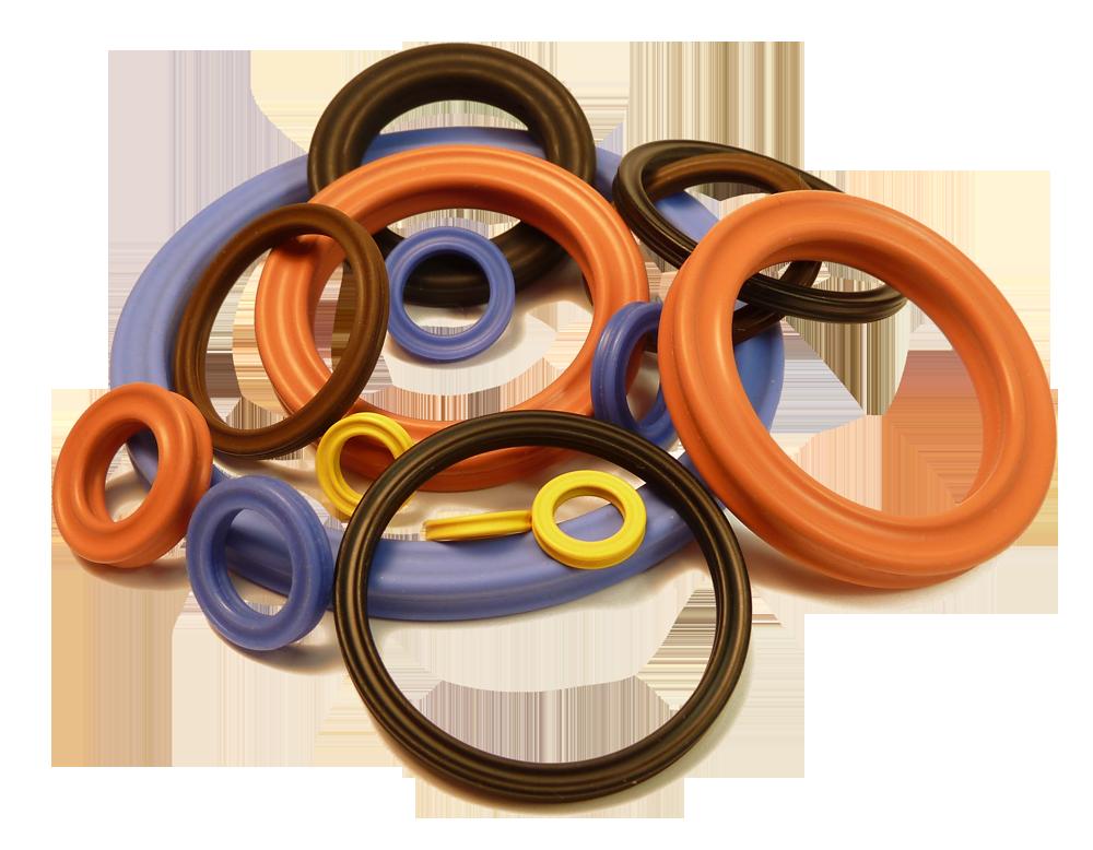 X-Ring Seals, Quad® Ring Seals & Low Friction Seals | Precision ...
